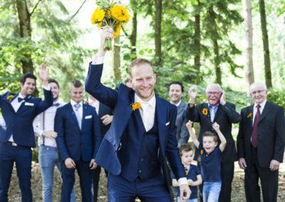 Bruiloft leliedesign foto (12)