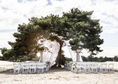 Bruiloft leliedesign foto (3)