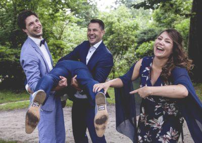 Bruiloft leliedesign foto (30)