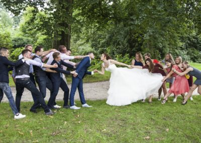Bruiloft leliedesign foto (31)